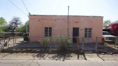 Pima County Single Family Home For Sale: 921 N Van Alstine Street