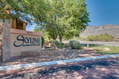 Pima County, Pinal County Condo For Sale: 6651 N Campbell Avenue #149