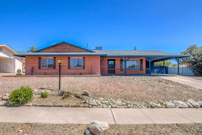 Pima County, Pinal County Single Family Home For Sale: 8620 E 26th Place