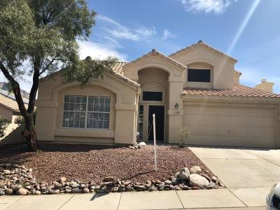 Pima County Single Family Home For Sale: 1320 E Scorpius Place