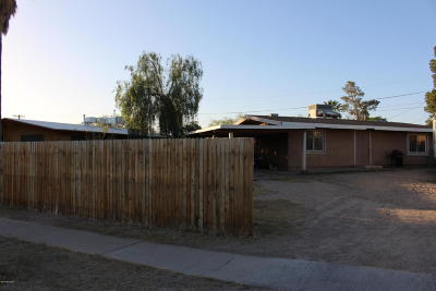 Pima County Single Family Home For Sale: 2021 E 33rd Street