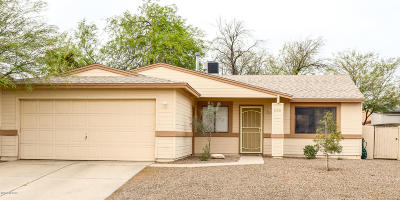 Single Family Home For Sale: 1740 W Greenleaf Drive