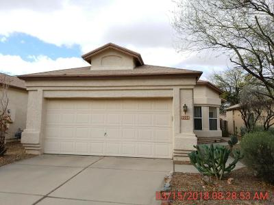 Pima County Single Family Home For Sale: 9008 E Ironbark Street