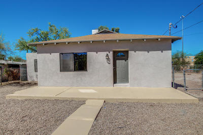 Pima County Single Family Home For Sale: 855 N Contzen Avenue