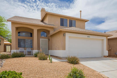 Pima County, Pinal County Single Family Home For Sale: 8742 E Chimney Spring Drive