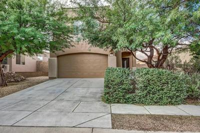 Pima County Single Family Home For Sale: 10860 E New Rock Ridge Drive