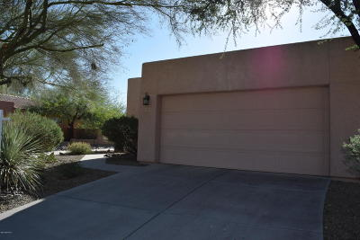 Tucson Single Family Home For Sale: 5380 N Mesquite Bosque Way