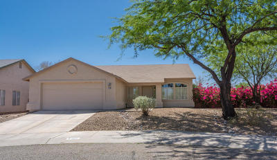 Tucson Single Family Home For Sale: 8863 N Soft Winds Drive