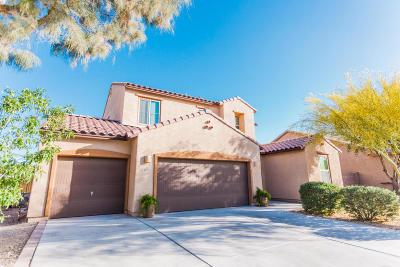 Marana Single Family Home For Sale: 12461 N Starthroat Drive