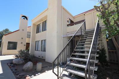 Tucson Condo For Sale: 2601 W Broadway Blvd #549