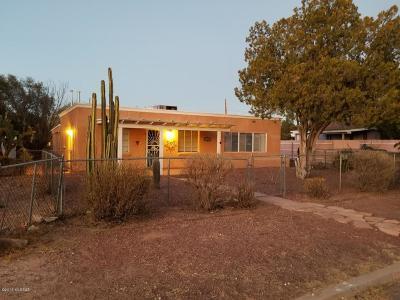Tucson Single Family Home For Sale: 2243 E 18th Street