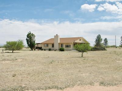 Cochise Single Family Home For Sale: 302 N Skyline Road