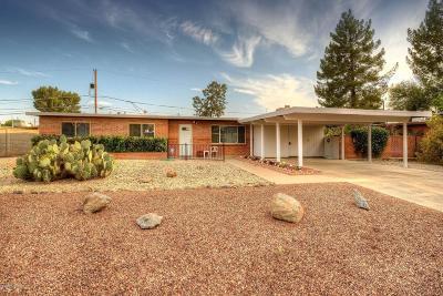 Single Family Home For Sale: 4918 E Alta Vista Street