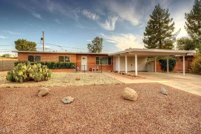 Tucson Single Family Home For Sale: 4918 E Alta Vista Street