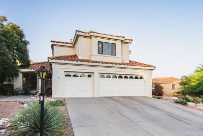 Single Family Home For Sale: 6341 E Placita Atiza