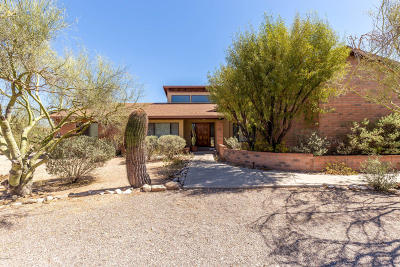Tucson Single Family Home For Sale: 1401 E Calle Mariposa