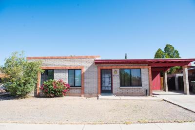Single Family Home For Sale: 8315 E Calexico Street