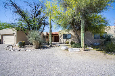Tucson Single Family Home For Sale: 3961 N Longfellow Avenue