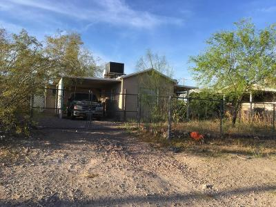 Tucson Single Family Home For Sale: 231 W Ventura Street