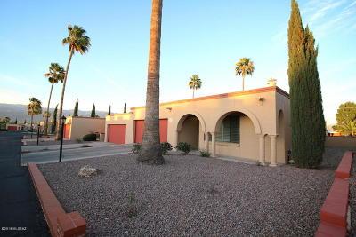 Tucson AZ Townhouse For Sale: $168,000