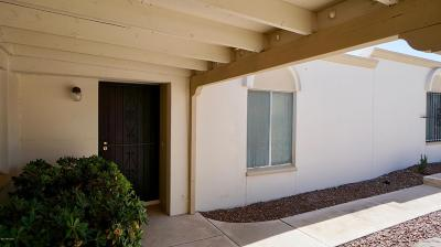 Pima County Townhouse For Sale: 9339 E Old Spanish Trail