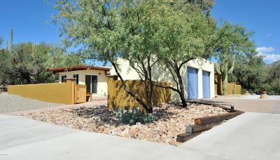 Tucson Single Family Home For Sale: 12341 E Thunderhead Ranch Road