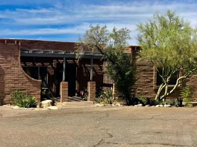 Tucson Single Family Home For Sale: 5107 N Hillcrest Drive