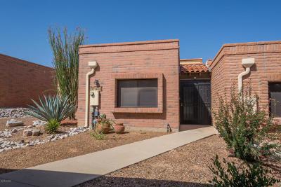 Tucson Townhouse For Sale: 1666 W Dalehaven Circle