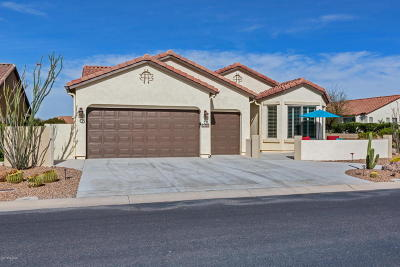Oracle Single Family Home Active Contingent: 32240 S Serval Drive