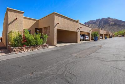 Tucson Townhouse For Sale: 237 E Calle Zafiro