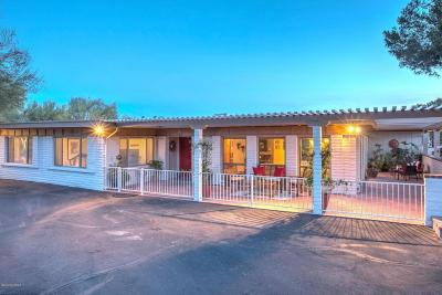 Tucson Single Family Home For Sale: 6032 N Camino Arizpe