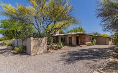 Tucson Single Family Home For Sale: 3362 E Hawthorne Street
