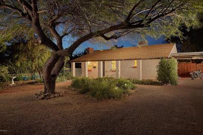 Tucson Single Family Home For Sale: 2909 E Lester Street