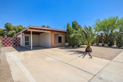 Pima County Townhouse For Sale: 2321 S Rose Peak Drive