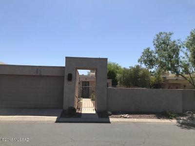 Tucson Townhouse For Sale: 3530 N Brookhaven Lane
