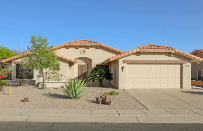 Single Family Home For Sale: 14562 N Alamo Canyon Drive