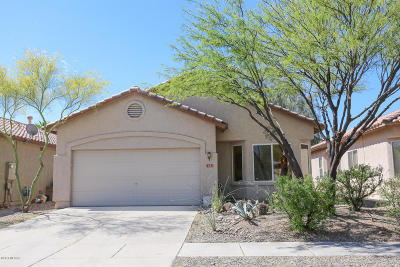 Single Family Home For Sale: 7521 W Mission View Place