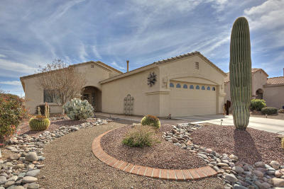 Green Valley Single Family Home Active Contingent: 2271 S Pecan Vista Drive