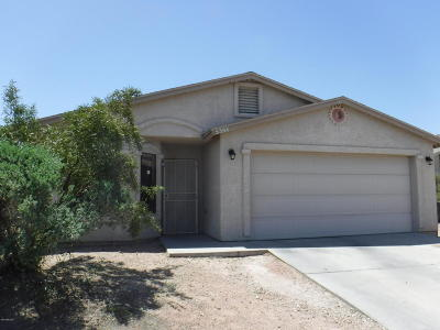 Tucson Single Family Home For Sale: 5398 S Via Florena