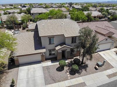 Tucson Single Family Home For Sale: 9442 N Stonebrook Drive