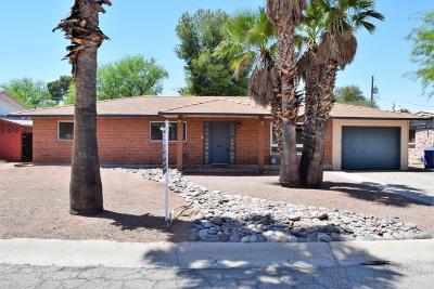 Single Family Home For Sale: 719 N Jones Boulevard