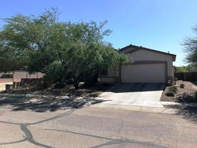 Vail AZ Single Family Home Active Contingent: $229,000