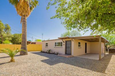 Single Family Home For Sale: 1623 N Sonoita Avenue