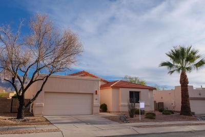 Single Family Home For Sale: 299 W Ajax Peak Road