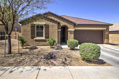Vail AZ Single Family Home For Sale: $219,000