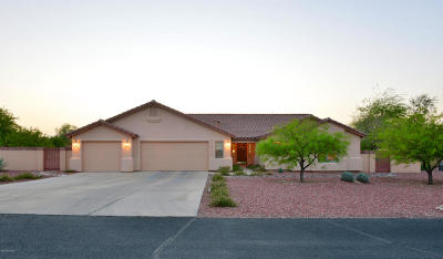Tucson Single Family Home For Sale: 5651 N Sunset Heights Court