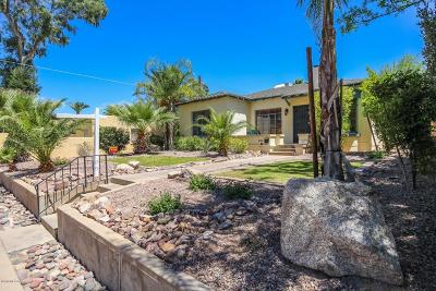 Tucson Single Family Home For Sale: 528 N Plumer Avenue