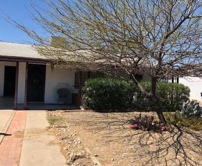 Single Family Home For Sale: 2637 N Tucson Boulevard