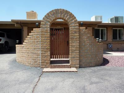 Tucson Single Family Home For Sale: 5961 N Mona Lisa Road