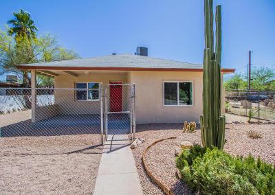 Single Family Home For Sale: 3432 E Monte Vista Drive